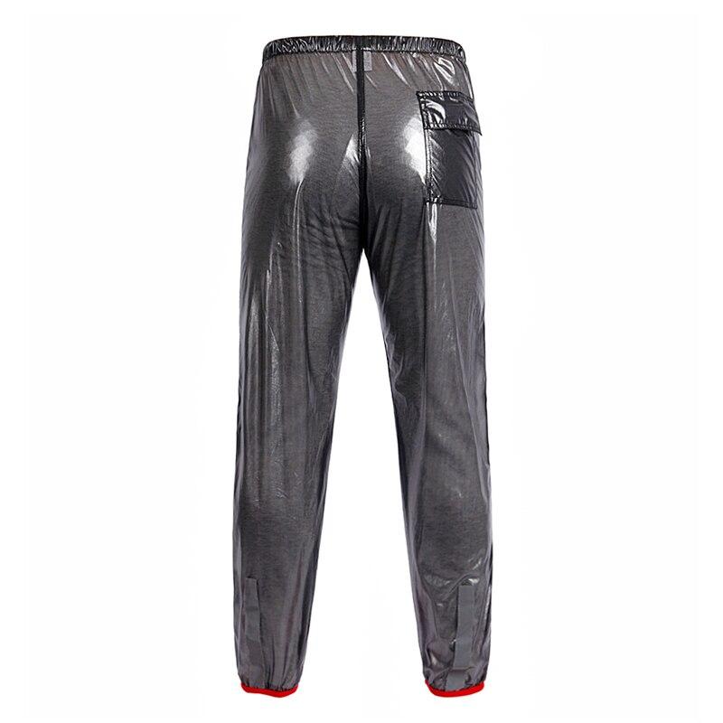 WOSAWE Motorcycle Rain Pants Waterproof Men Outdoor Cycling Tights Trousers Motocross Cycling Running Pants enlarge