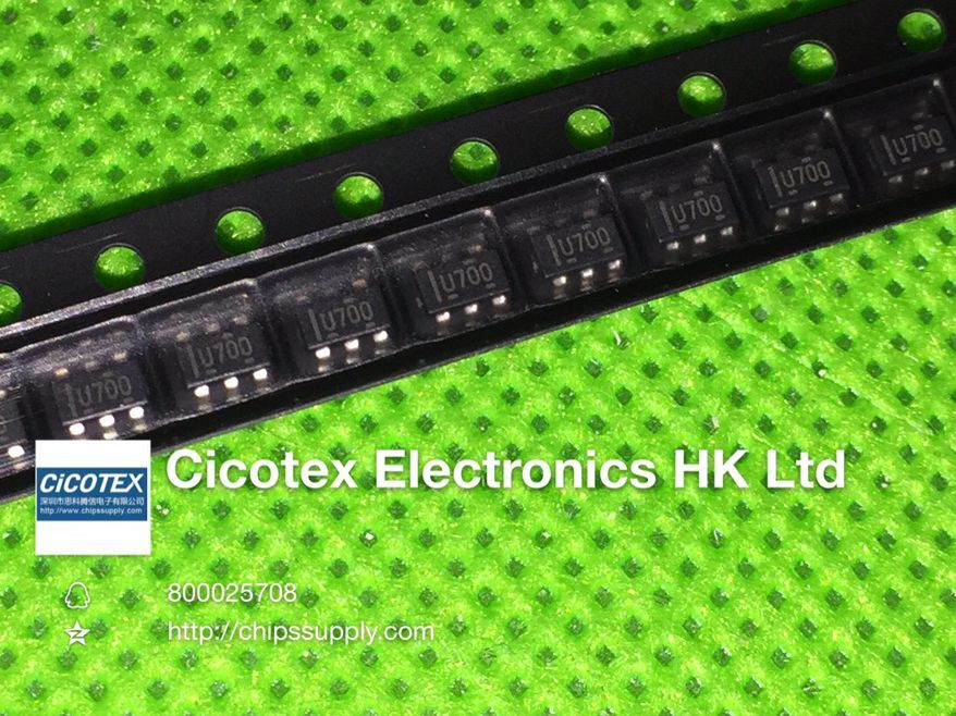 10pcs/lot UCC28700DBVR U700 SOT23 IC REG CTRLR FLYBK ISO SOT23-6 UCC28700DBVT U7OO