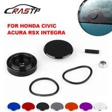 Kit de suppression dessuie-glace arrière   En aluminium, Kit de suppression de essuie-glace arrière pour Honda Universal, accessoires de voiture