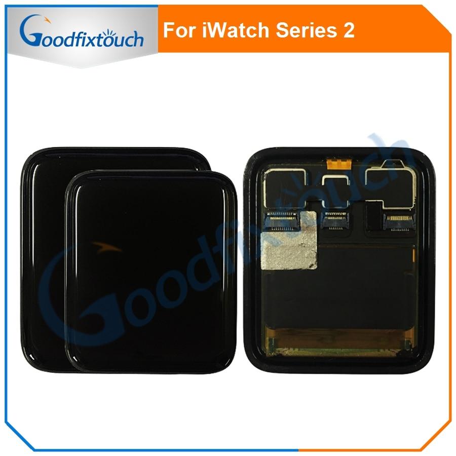 Pantalla LCD Original para Apple Watch Series 2 38mm 42mm, pantalla de visualización LCD de montaje de digitalizador con pantalla táctil para iWatch 2 S2