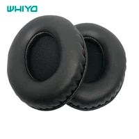 whiyo 1 pair of sleeve earmuff replacement ear pads cushion cover earpads pillow for philips shl5905 headphones