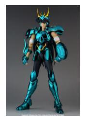 Aufzufüllen Große Spielzeug Greattoys GT Saint Seiya Drache Shiryu Schluss V3 Mythos Tuch Ex Action Figure Metall EINE S25