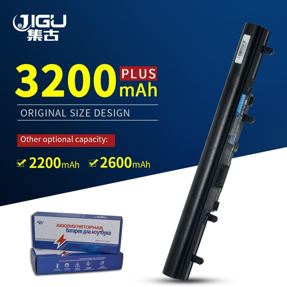 JIGU batería del ordenador portátil para Acer Aspire V5 V5-431 V5-471 V5-531...