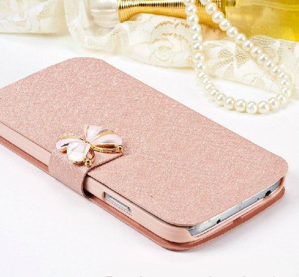 Чехол-бумажник с откидной крышкой Для Doogee Homtom HT7, роскошный Шелковый чехол для телефона из искусственной кожи, чехол для Homtom HT7 MTK6580 HT7 Pro с под...