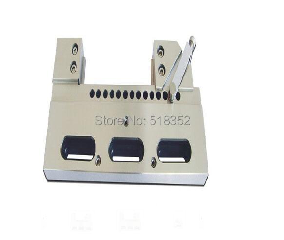 EPT-800 الدقة EDM ملزمة لقطع العمل سميكة ، SUS440 الفولاذ المقاوم للصدأ ملزمة أدوات الرقصة ل EDM ماكينة تقطيع أسلاك