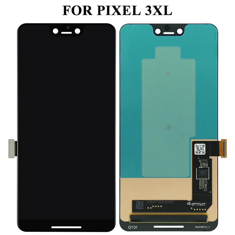 Grade For HTC Google Pixel 3 LCD Display With Touch Screen Assembly Replacement For HTC Google Pixel 3 XL LCD Digitizer enlarge
