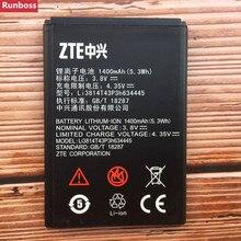 Batería de 1400mAh Li3814T43P3h634445 para ZTE Blade A112 L110 V815W baterías de teléfonos móviles para MTC batería de arranque inteligente
