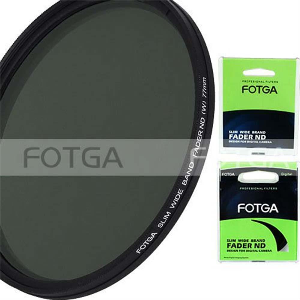 Fotga Slim Fader Variable Adjustable Variable Nd Filter Nd2 To Nd400 43 86mm 52 58 67 72 77 Mm Filter Nd2 Nd2 To Nd40077 Mm Aliexpress