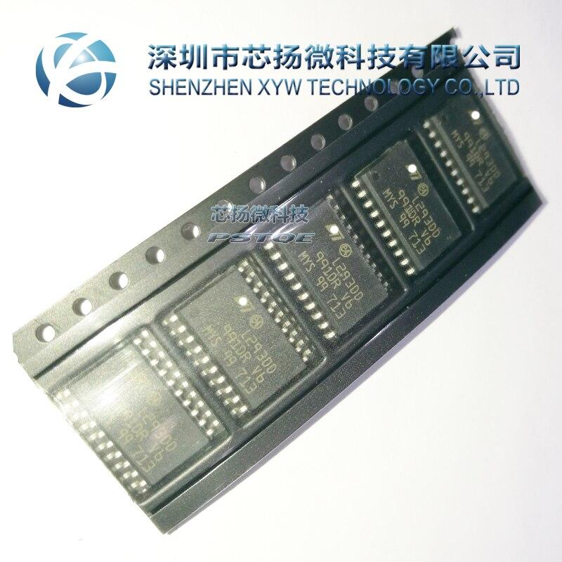 PSTQE nowy 5 sztuk/partia L293DD SOP-20 SMD darmowa wysyłka