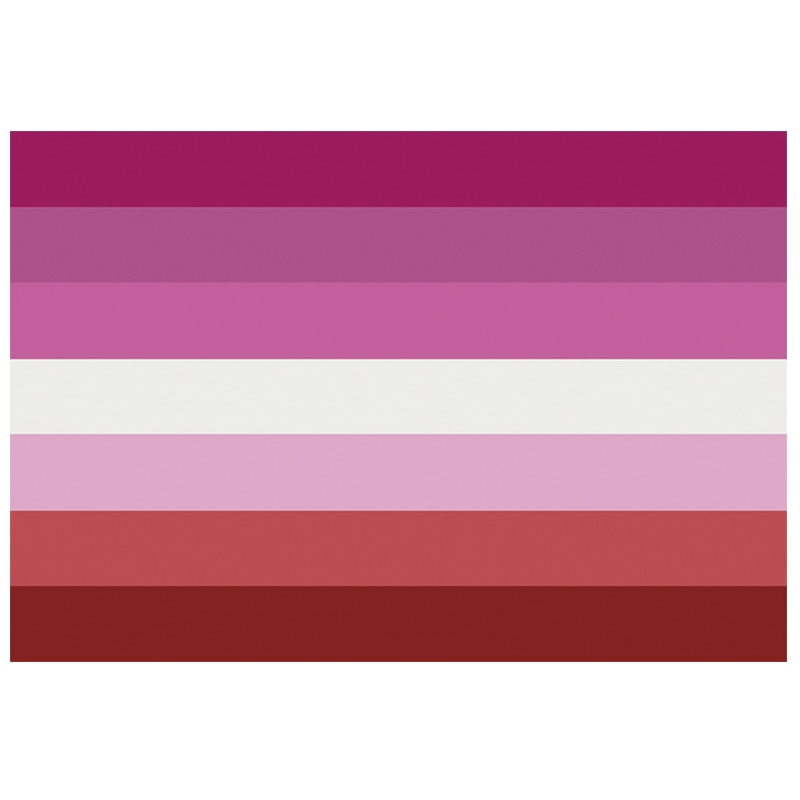 free  shipping  Aerlxemrbrae flag  150*90cm Flag LGBT Rainbow homosexual Lipstick Kiss lip Lesbian Pride Flag   3x5 ft Banner