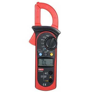 UT202A Mini Current Pliers AC/DC Voltmeter AC Amperometric Clamp Meter Auto Range Digital Resistance Diode Tester ESR Meter