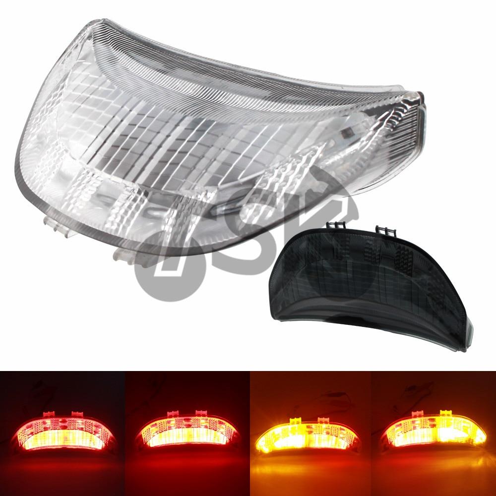 Intermitente LED integrado para señal de giro trasera Honda CBR 600RR CBR600RR 2003-2006 CBR 1000RR CBR1000RR 2004-2007