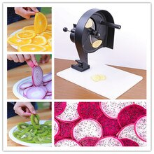 Kiwi slicing machine multifunctional grapefruit slice cutting tool fruit tea slicer