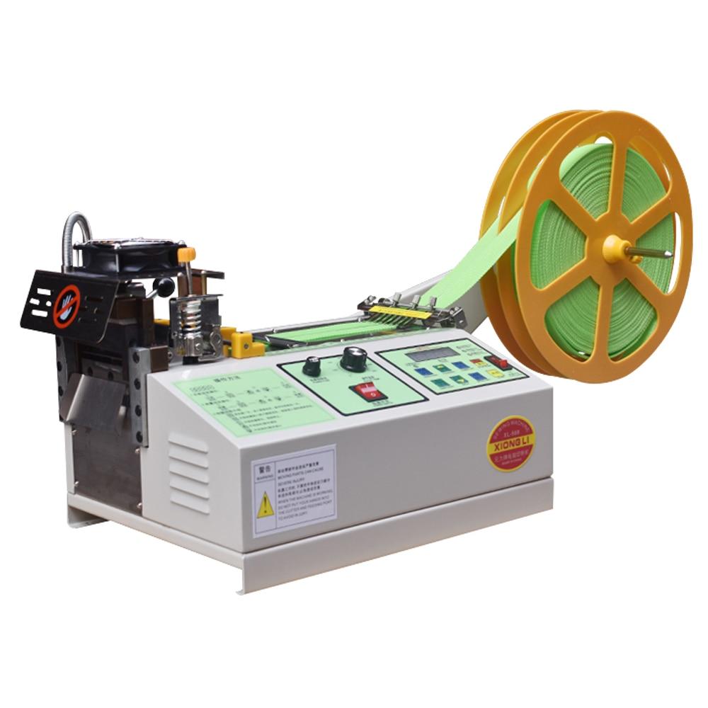 Mágica para Corte de Computador Tira de Pano Quente e Frio Máquina de Corte Elástica para Fecho de Zíper Fita Adesiva
