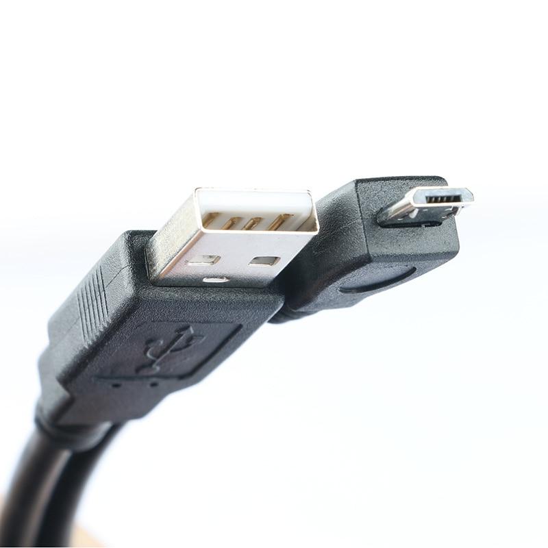 LANFULANG-Cable DE TRANSFERENCIA DE DATOS Micro USB para cámara Panasonic K2KYYYY00221 K2KYYYY00236...