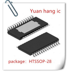Новинка, 10 шт./лот, DRV8825PWPR DRV8825PWP DRV8825, IC, с функцией управления, с функцией управления