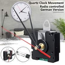 Quartz Klok Duitse Versie DCF Alleen voor Europese Regio Quartz Uurwerk Radio Controlled Voor Europa HR9624