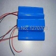18650 7,4 V/8,4 V 2 Series 2600 mah batería recargable de litio + tablero de protección de PCB Compras gratis