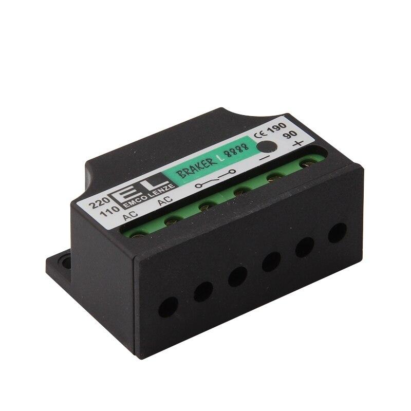 BRAKER L8888 rectificador onda completa freno motor Módulo rectificador