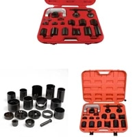 ball joint auto remover installer tool 21 pieces and master adapter kit
