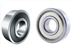 Gcr15 6308 ZZ o 6308 2RS (40x90x23mm) rodamientos de bolas de ranura profunda de alta precisión ABEC-1, P0