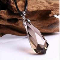 Beautiful Natural Smoky quartz Quartz pendants Pendulum Crystal Healing