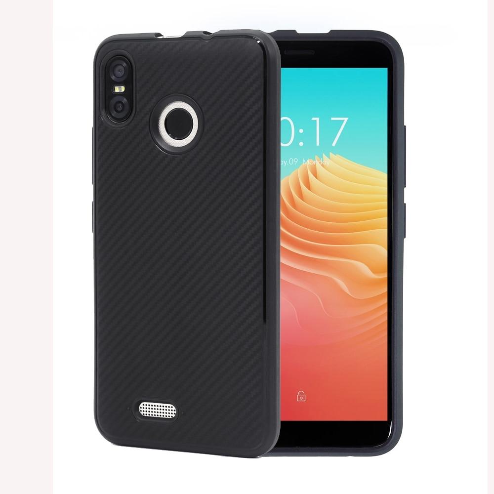 ULEFONE S9 Pro caso Dropproof caso del TPU del teléfono móvil casos caja de cuero de la PU
