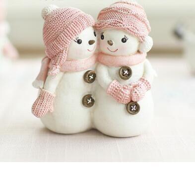 قالب ثلاثي الأبعاد للأطفال على شكل عيد الميلاد زوج من قالب شمع ثلج قالب صابون من السيليكون قالب تزيين كعك هدايا الكريسماس