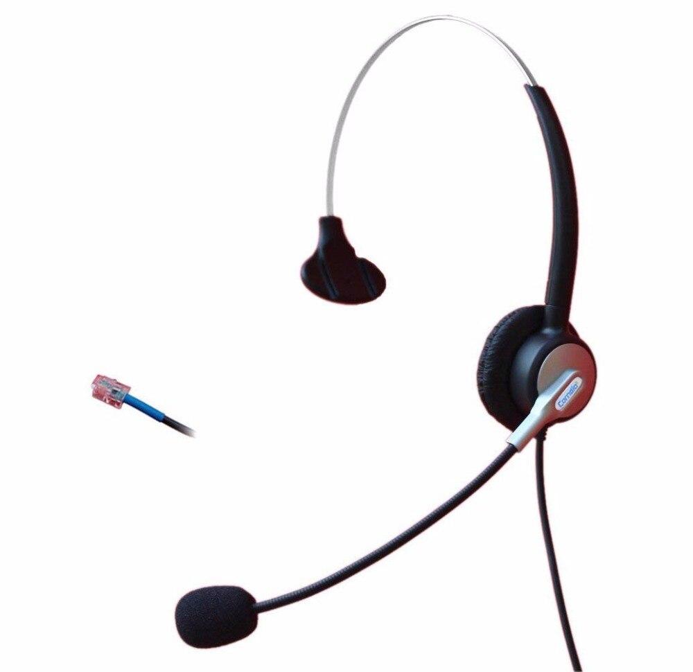 Wantek auricular de teléfono para los teléfonos IP de Cisco 7940, 7941, 7942, 7945, 7960, 7961, 7962, 7931, 7962G 7965G 7970G 7971G y Plantronics M10