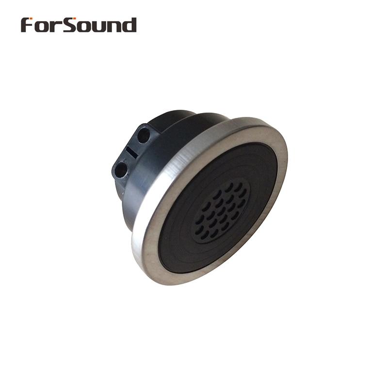 Alta calidad TDH39 DD45 audiómetro de aire transductor auricular receptor