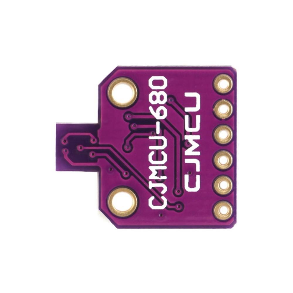5pcs/lot BME680 Digital Temperature Humidity TH Pressure Sensor CJMCU-680 High Altitude Sensor Module Breakout for Arduino RPI enlarge