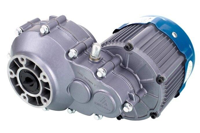 Motor sin escobillas 500w Dc 48v/60V, motor de bicicleta eléctrica, BLDC, motor de engranaje diferencial, BM1814W-12B