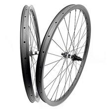 29er fahrrad mtb rad 35x25mm tubeless mtb räder Gerade pull DT350S Zentrale schloss 1420 speichen 110x15 148x12 boost