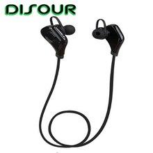 DISOUR S5 auriculares Bluetooth banda para el cuello deporte Runing auriculares inalámbricos Auriculares de música estéreo de Control de voz para IPhone Samsung