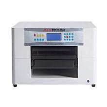 Quality Assured A3 Size T Shirt Printer Direct To Garment Printing Machine