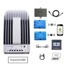 Tracer4215BNN 40A MPPT Solar Charge Controller 4215BN MT50 eBox-WIFI-01 eBox-BLE-01 Bluetooth eLog01 RTS300R47K3.81A pc software