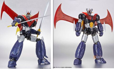 Original GREAT MAZINGER Z INFINITY VER Gundam HG 1/144  COLLECTION figure toy pvc assembly model kit