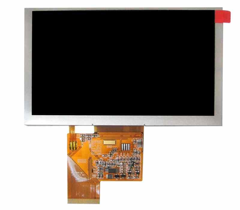 INNOLUX 5.0 inch HD TFT LCD Screen AT050TN43 V.1 800(RGB)*480 WVGA