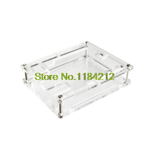 1pcs Transparent Box Case Shell for Arduino UNO R3