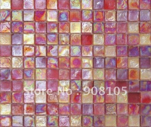 Backsplash Guaranteed 100%/rainbow mosaic tiles/swimming mosaic tiles/Water proofing/Wholesale and retail/ASTM603/Promotion