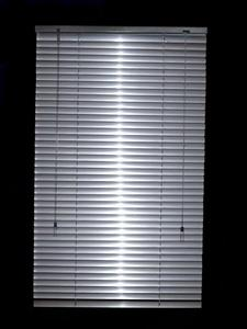 25mm Aluminum Venetian Blinds Samples With Small Size