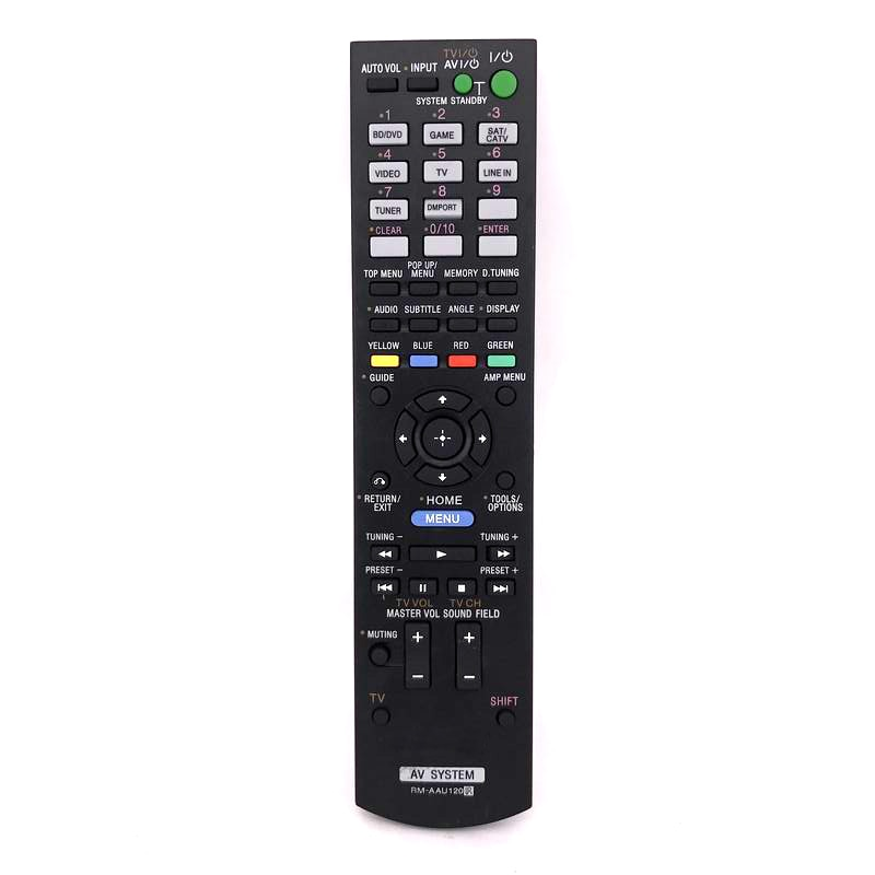 New Replace RM-AAU120 Home Audio Remote Control RMAAU120 Fit For Sony HTSS380 Fernbedienung