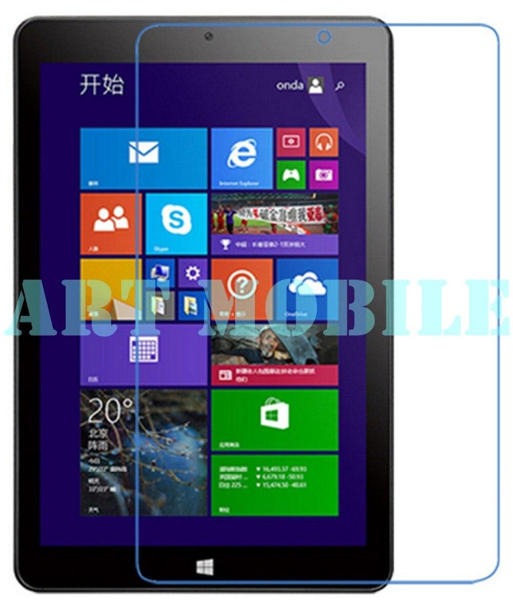 Nuevo 2 unids/lote película protectora de pantalla de alta calidad transparente para ONDA V891W 8,9 pulgadas Tablet PC envío gratis