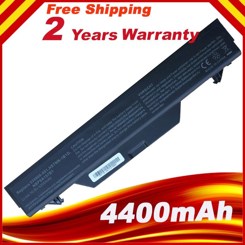 Battery For HP NBP6A156 NBP6A156B1 NBP8A157B1 ProBook 4510s 4510s/CT 4515s 4515s/CT 4710s 4710s/CT ZZ06