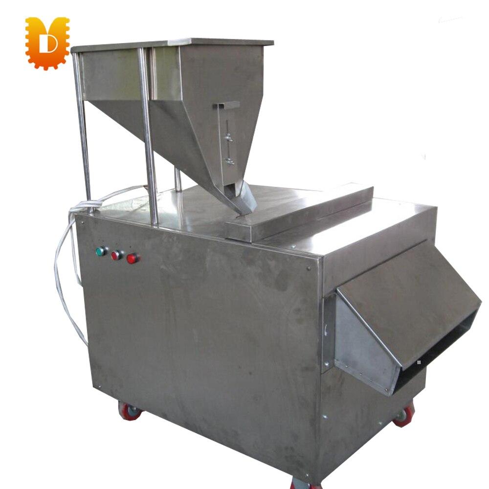 Máquina de rodajas de almendras de anacardo de maní de buena calidad/rebanador de maní/cortador de almendras