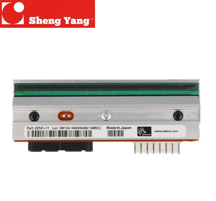 Cabezal de impresión de la impresora original zebra 105SL PLUS 300dpi cabezal p1053360-019 Impresión de etiquetas térmicas