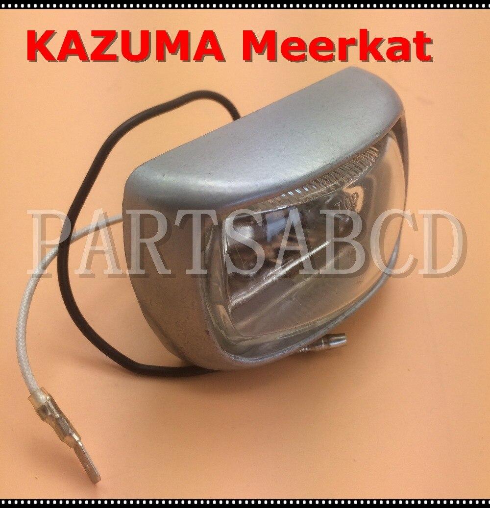 Faro delantero KAZUMA Meerkat 50cc 90CC ATV Quad