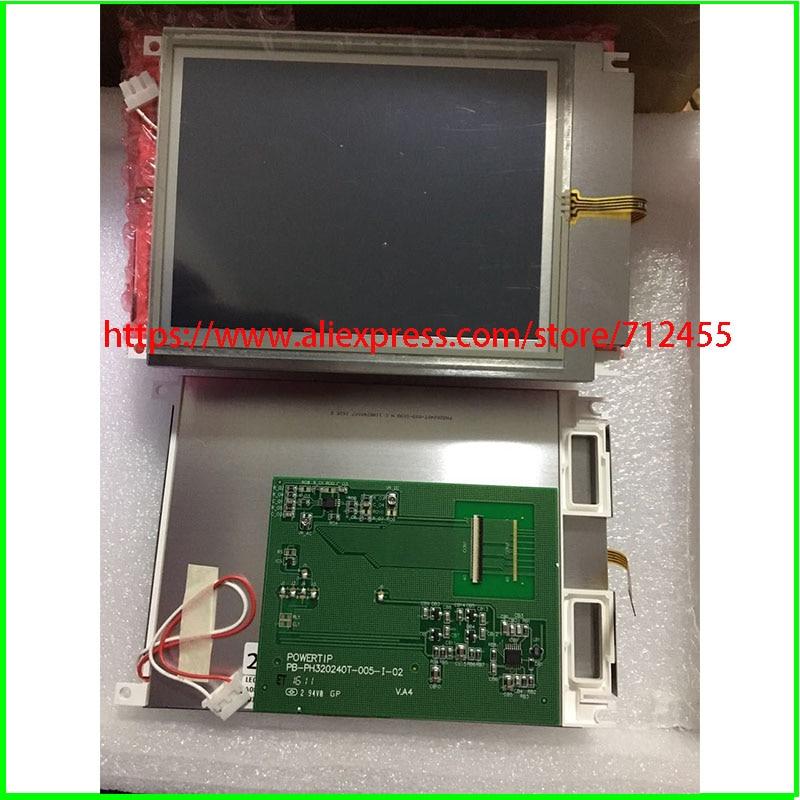 5.7 بوصة LE3202405WEEBB PB-PH320240T-005-I-02 PH320240T-009-I06Q LCD الشاشة مع محول رقمي يعمل باللمس