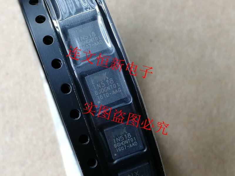 10/PCS LOT IN518-NT02  IN518  QFN-40  NEW