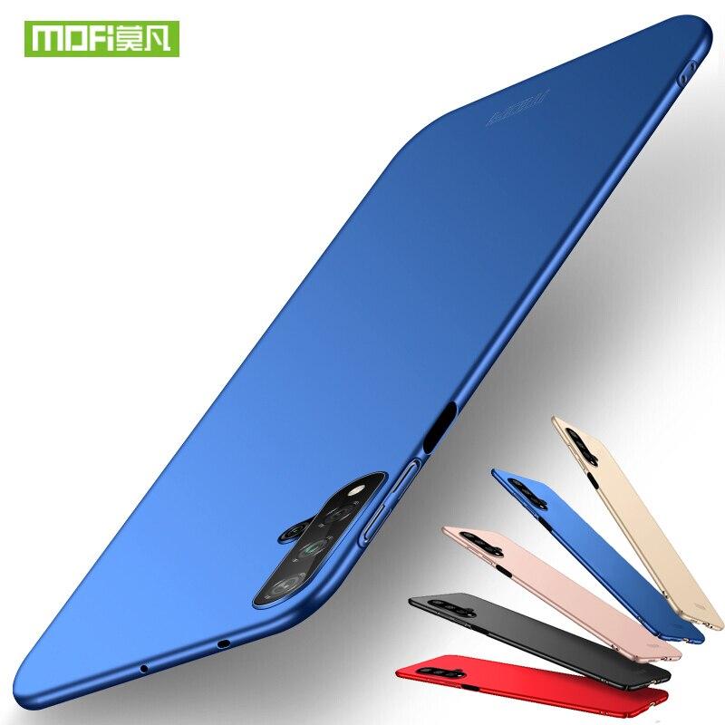Für Huawei Honor 20 Original MOFi Klassischen Matt PC Festplatte Zurück Schutzhülle Telefon Fall Abdeckung Für Honor 20 Pro Zelle telefon Fall